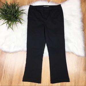 Joie Jeans Black Bardot Crops Size 27